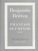 Phantasy in F minor -Parts Benjamin Britten laflutedepan.com