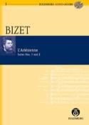 L' Arlésienne - Suites N° 1 et 2 Georges Bizet laflutedepan.com