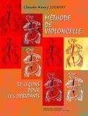 Méthode de Violoncelle Volume 1 Claude-Henry Joubert laflutedepan.com