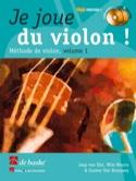 Je Joue du Violon - Volume 1 - DE HASKE - Partition - laflutedepan.com
