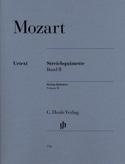 Quintettes à cordes, volume 2 MOZART Partition laflutedepan.com