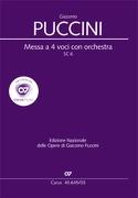 Messa a 4 voci con orchestra - Set Giacomo Puccini laflutedepan.com