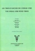 Trios d'anches de l'oiseau-lyre - Volume 2 laflutedepan.com