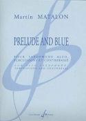 Prelude and Blue Martin Matalon Partition Trios - laflutedepan.com