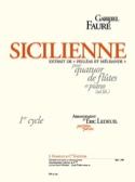 Sicilienne de Pelléas et Mélisande Gabriel Fauré laflutedepan.com