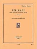 Réflexes Charles Chaynes Partition Violon - laflutedepan.com