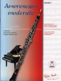 Amoroseaux Moderato Volume 2 - Hautbois et piano laflutedepan.com