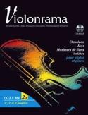 Violonrama - Volume 2A Partition Violon - laflutedepan.com