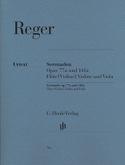 Sérénades op.77a et op. 141a pour flûte violon, violon et alto laflutedepan.com