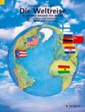 Voyage Autour du Monde Renate Bruce-Weber Partition laflutedepan.com