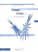 Tango Triste Frédéric Borsarello Partition laflutedepan.com