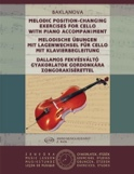 Melodic Position-Changing exercises - Cello Piano laflutedepan.com