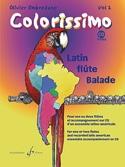 Colorissimo - Volume 2 Olivier Ombredane Partition laflutedepan.com
