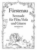 Serenade op. 86 -Flöte Viola Gitarre laflutedepan.com