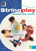 Stringplay Around The World David Brooker Partition laflutedepan.com
