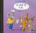 CD - On Aime la FM Volume 3 - SICILIANO - Partition - laflutedepan.com