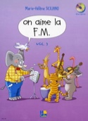 On Aime la FM - Volume 3 - SICILIANO - Partition - laflutedepan.com