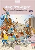 String Time Joggers - Teacher book (piano acc.) laflutedepan.com