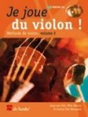 Je Joue du Violon - Volume 2 DE HASKE Partition laflutedepan.com