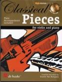 Classical Pieces Partition Violon - laflutedepan.com