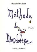 Méthode de Mandoline Hosanne Collet Partition laflutedepan.com