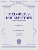 Melodious Double-Stops - Complete - Josephine Trott - laflutedepan.com