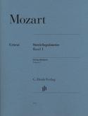 Quintettes à cordes, volume 1 MOZART Partition laflutedepan.com