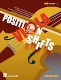 Position Shifts Viola + 2cd Nico Dezaire Partition laflutedepan.com