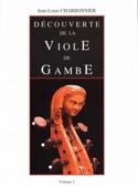 Découverte de la Viole de Gambe Volume 2 laflutedepan.com