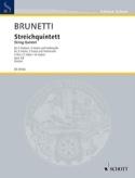Quintette A Cordes Op.3 N°6 En Ut Maj. laflutedepan.com