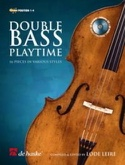 Double Bass Playtime Leire Lode Partition laflutedepan.com