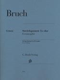 Quintette à cordes en Mi majeur Max Bruch Partition laflutedepan.com