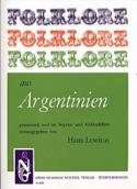 Folklore Aus Argentinien Traditionnels Partition laflutedepan.com