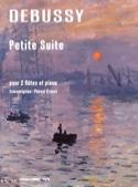 Petite Suite Claude Debussy Partition Trios - laflutedepan.com