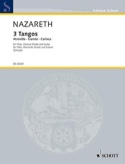3 Tangos Ernesto Nazareth Partition Trios - laflutedepan.com