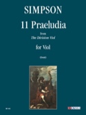 11 Preludes from The Division Viol laflutedepan.com