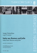 Romeo und Julia Suite Linckelmann Serge Prokofiev laflutedepan.com
