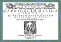 Capricci In Musica A Tre Voci Vincenzo Ruffo laflutedepan.com