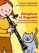 Séraphine et Augustin laflutedepan.com