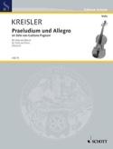 Prélude et Allegro Dans le Style De Pugnani laflutedepan.com