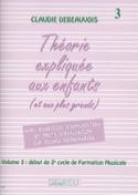 Théorie Expliquée aux Enfants - Volume 3 - laflutedepan.com