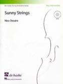 Sunny Strings - CD en téléchargement - Nico Dezaire - laflutedepan.com