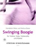 Swinging Boogie - Hansdieter & Dreier Markus Meier - laflutedepan.com