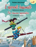 L' Apprenti Bassoniste Volume 2 Fabien Boichard laflutedepan.com