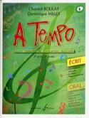 A Tempo Volume 6 - Ecrit - laflutedepan.com