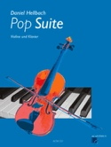 Pop Suite daniel Hellbach Partition Violon - laflutedepan.com