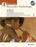 Baroque Recorder Anthology Volume 1 Partition laflutedepan.com