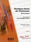 Quelque Chose de Tennessee Michel Berger Partition laflutedepan.com