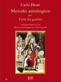 Metodo Antologico Per Viola Da Gamba Carlo Denti laflutedepan.com