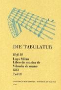 Libro de Musica de Vihuela de Mano (1535) - Livre 18 - Vol.II - laflutedepan.com
